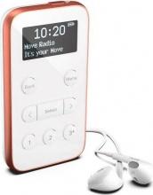 PURE 152226 Radio Digitale DAB  DAB+  FM Portatile Bianco MOVE R3 White