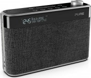 PURE 152981 Radio Digitale DAB FM Portatile Bluetooth Display Nero  Avalon N5