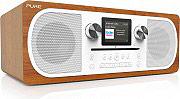 PURE EZRRN8 Micro Hi Fi Bluetooth potenza RMS 20 Watt Bianco Legno - VL-62902
