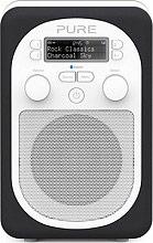 PURE Radio portatile digitale FM Bluetooth USB orologio Evoke D2 Mio VL-62646