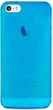 PURO Cover Custodia Ultra Slim per Telefono Cellulare iPhone 55S Blu IPC503BLUE