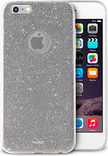 PURO Cover Custodia Smartphone Apple iPhone 66s Argento - IPC647SHINESILVER