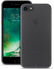 PURO Cover Custodia a Guscio Smartphone Apple iPhone 7 Nero - IPC74703BLK
