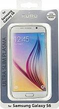 PURO Cover Custodia TPU Samsung Galaxy S6 Trasparente P-SGS6PLASMA-STR