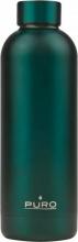 PURO WB500DW2GRN Borraccia termica Bottiglia termica 500 ml Verde