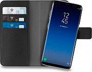 PURO Wallet Detachable 2 in 1 Cover Custodia Galaxy S9  Nero SGS9BOOKC3BLK