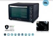 PYRAMIDEA FOK5012 Forno Fornetto elettrico Ventilato 50 litri 2000 Watt Nero