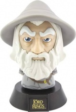 Paladone PP6542LR Personaggio The Lord of the Rings Gandalf Icon Light