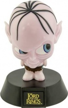Paladone PP6544LR Personaggio The Lord of the Rings Gollum Icon Light