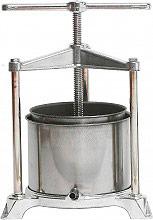 Palumbo 132 Torchio premitutto in Acciaio inox Capacità 5.5 lt