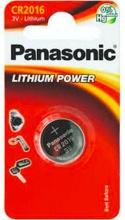 Panasonic CR2016BL1 Pila Bottone al Litio 3 V CR2016