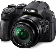 Panasonic Fotocamera digitale 12,1Mpx MOS 24x4 x Full HD Wi-Fi DMC-FZ300EG-K