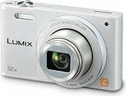 "Panasonic DMC-SZ10EG-W Fotocamera digitale compatta 2.33"" 16Mpx Video Microfono"