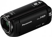 "Panasonic HC-W580EG-K Videocamera Digitale Full HD Zoom 50x  3000x 3"" Touch Wi-Fi"