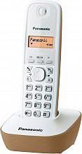 Panasonic KXTG1611JTJBEIGE Telefono cordless con funzione Dect. col. Beige Kxtg1611Jtj
