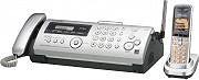 Panasonic Fax segreteria funzione Copiatrice col. Argento KXFC275JTS