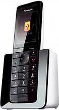 Panasonic Telefono Cordless DECT funzione Vivavoce colore Bianco - KX-PRS110JTW