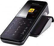 Panasonic Telefono Cordless DECT Segreteria Telefonica e Vivavoce - KX-PRW120JTW