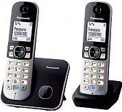 Panasonic KX-TG6812 Telefono cordless DUO