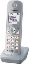 Panasonic KX-TGA681EXS Telefono Cordless DECT AGGIUNTIVO per TG6811 Vivavoce