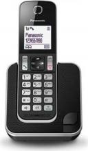 Panasonic KX-TGD310JTB Telefono Cordless DECT GAP Retroilluminato