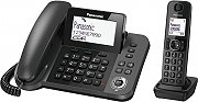 Panasonic KX-TGF310EXM Telefono fisso DECT GAP vivavoce + Telefono Cordless