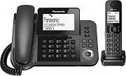 Panasonic KX-TGF320EXM Telefono fisso DECT Segreteria Telefonica Vivavoce + Cordless