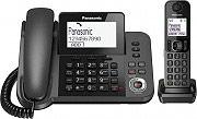 Panasonic Telefono fisso DECT Segreteria Telefonica Vivavoce + Cordless KX-TGF320EXM