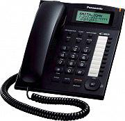 Panasonic KX TS880EXB Telefono fisso a filo con vivavoce