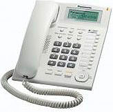 Panasonic KX-TS880EXB Telefono fisso a filo Vivavoce Col. Bianco - KX-TS880EXW