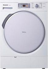 Panasonic Asciugatrice Asciugabiancheria 8 Kg A++ 60cm Pompa Calore NH-P80G2WTA