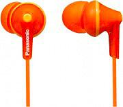 Panasonic RPH-JE125E-D Auricolari con Filo 3.5 mm Cuffie In-Ear Arancione