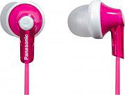 Panasonic RP-HJE120E-P Auricolari Cuffie con filo Mp3 iPod colore Rosa  Ergo Fit