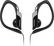 Panasonic Cuffie Auricolari stereo Mp3 Colore Nero - RP-HS34E - RP-HS34E-K