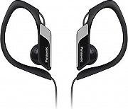Panasonic Cuffie auricolari stereo Mp3 Sport Microfono con filo RP-HS34ME