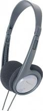 Panasonic RP-HT090E-H Cuffie Stereo Mp3 colore Nero