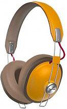 Panasonic RP-HTX80BEC Cuffie Bluetooth Stereo ad Archetto Wireless Ocra
