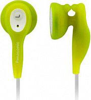 Panasonic RP-HV21E-G Cuffie Auricolari con Filo Jack 3.5 mm colore Verde