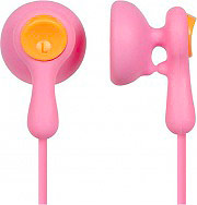 Panasonic Cuffie Mp3 Stereo Auricolari col. Rosa RPHV41 P Pink