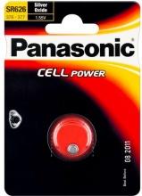 Panasonic SR626376-377 Pila Bottone Ossido di Argento 1,55 V SR626
