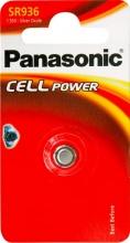 Panasonic SR936EL1B Pila Bottone Ossido di Argento  1,55 V SR936 - SR-936EL1B