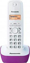 Panasonic TG1611JTF FUCSIA Telefono cordless con funzione Dect. col. Fucsia KXTG1611JTF