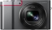 Panasonic TZ100EGS Fotocamera Digitale Compatta 20.9 Mpx Video 4K Wifi DMC-TZ100EG-S