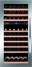 Pando PVMAV 124-72 XL Cantinetta Vino Frigo Incasso 72 bottiglie Classe A Inox
