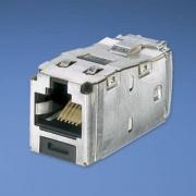 Panduit CJS6X88TGY Presa Minicom RJ 45 Nero