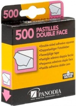 Panodia PL310 Etichette biadesiveper Album protafoto confezione 500 pezzi