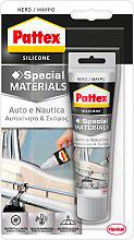 Pattex 1509230 Silicone acetico Bianco Auto e Nautica Tubo 60 ml