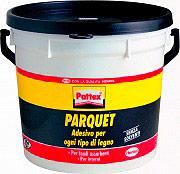 Pattex Colla Vinilica Speciale per Parquet confezione 5 Kg Parquet
