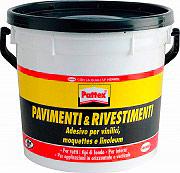 Pattex Colla Vinilica Speciale per Moquettes e Linoleum confezione 5 Kg