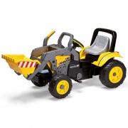 Peg Perego CD0552 Trattore Maxi Excavator